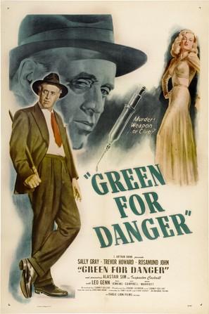 Green for Danger - Movie Poster (thumbnail)