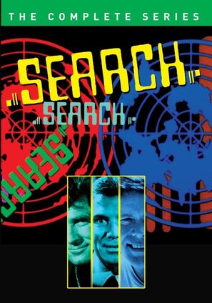 """Search"" - DVD movie cover (thumbnail)"