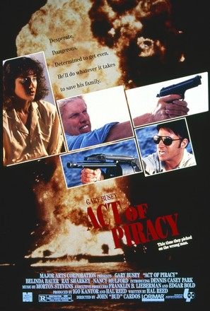 Act of Piracy - Movie Poster (thumbnail)