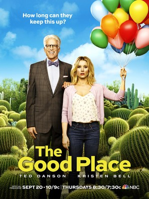 """""""The Good Place"""" - Movie Poster (thumbnail)"""