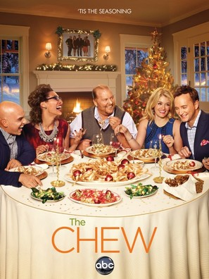 """""""The Chew"""" - Movie Poster (thumbnail)"""