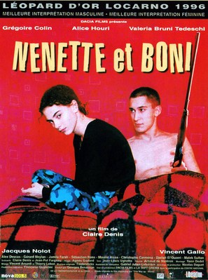 Nénette et Boni - French Movie Poster (thumbnail)