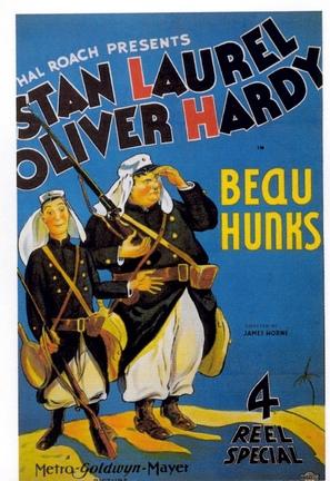 Beau Hunks - Movie Poster (thumbnail)