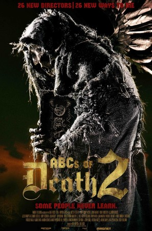 The ABCs of Death 2 - Movie Poster (thumbnail)