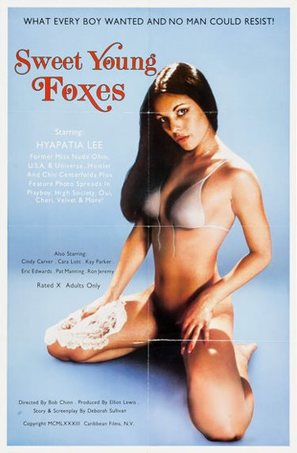 Sweet Young Foxes - Movie Poster (thumbnail)
