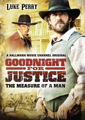 Goodnight for Justice: The Measure of a Man - DVD cover (thumbnail)