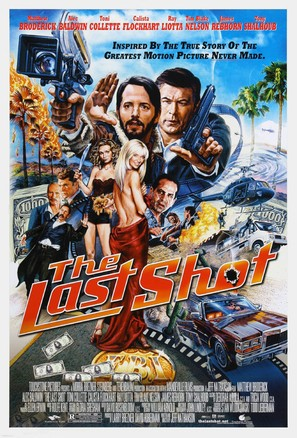 The Last Shot - Movie Poster (thumbnail)