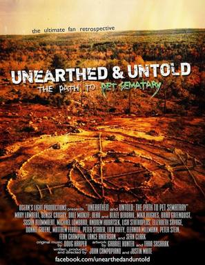 Unearthed & Untold: The Path to Pet Sematary - Movie Poster (thumbnail)