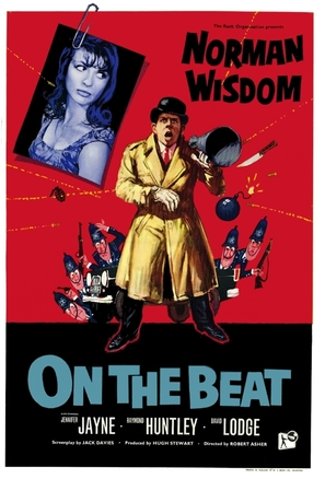 On the Beat - British Movie Poster (thumbnail)