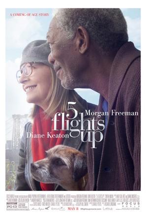 5 Flights Up - Movie Poster (thumbnail)