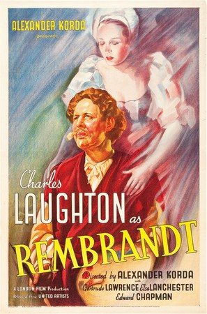 Rembrandt - Movie Poster (thumbnail)