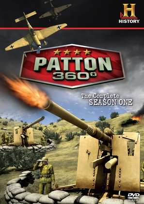 """Patton 360"" - DVD movie cover (thumbnail)"