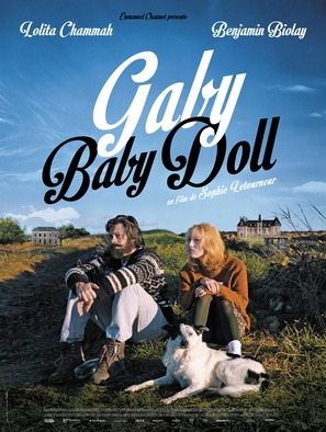 Gaby Baby Doll - French Movie Poster (thumbnail)