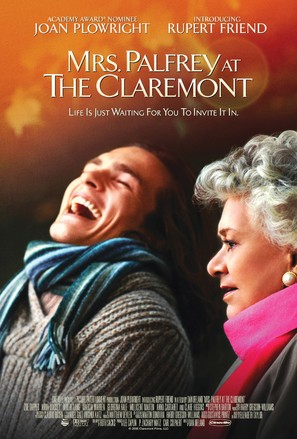 Mrs. Palfrey at the Claremont - poster (thumbnail)