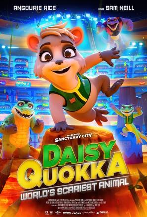 Daisy Quokka: World's Scariest Animal - Australian Movie Poster (thumbnail)