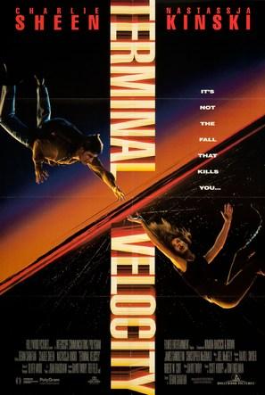 Terminal Velocity - Movie Poster (thumbnail)