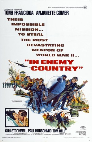 In Enemy Country - Movie Poster (thumbnail)