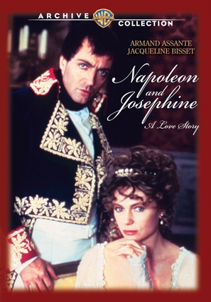 """""""Napoleon and Josephine: A Love Story"""" - DVD movie cover (thumbnail)"""