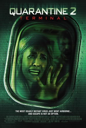 Quarantine 2: Terminal - Movie Poster (thumbnail)
