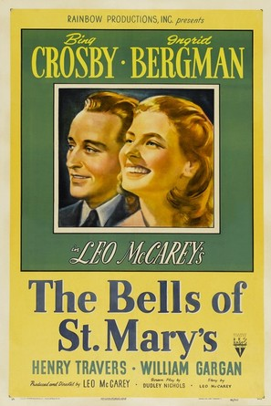 The Bells of St. Mary's - Movie Poster (thumbnail)