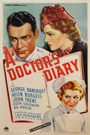 A Doctor's Diary - Movie Poster (thumbnail)