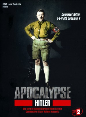 Apocalypse - Hitler - French DVD cover (thumbnail)