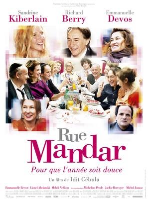Rue Mandar - French Movie Poster (thumbnail)