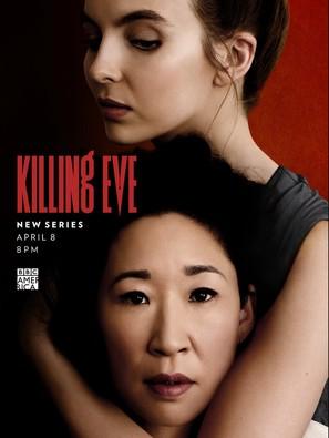 """""""Killing Eve"""" - Movie Poster (thumbnail)"""