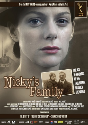 Nicky's Family - Slovak Movie Poster (thumbnail)