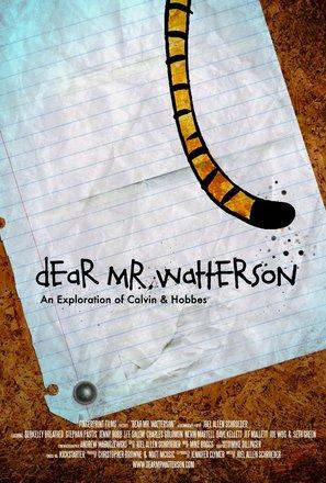 Dear Mr. Watterson - Movie Poster (thumbnail)