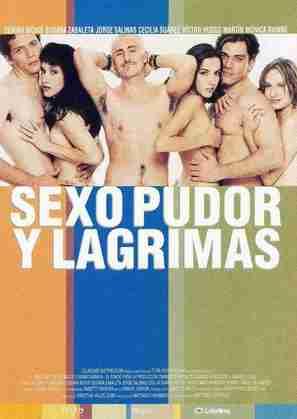 Sexo, pudor y lágrimas - Spanish poster (thumbnail)