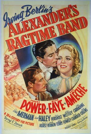 Alexander's Ragtime Band - Movie Poster (thumbnail)