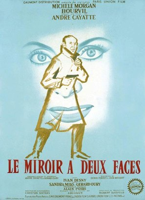 Le miroir à deux faces