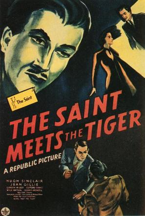 The Saint Meets the Tiger - Movie Poster (thumbnail)