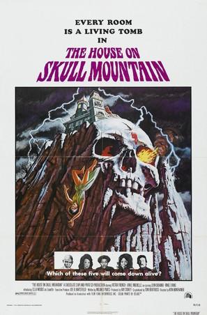 The House on Skull Mountain - Movie Poster (thumbnail)
