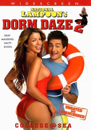 Dorm Daze 2 - DVD cover (thumbnail)