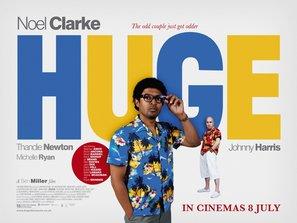 Huge - British Movie Poster (thumbnail)