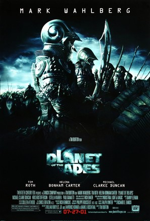 Planet of the Apes - Movie Poster (thumbnail)