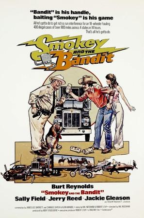 Smokey and the Bandit - Movie Poster (thumbnail)