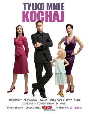 Tylko mnie kochaj - Polish poster (thumbnail)