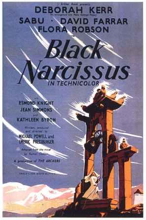 Black Narcissus - British Movie Poster (thumbnail)