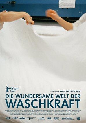 Die Wundersame Welt der Waschkraft - German Movie Poster (thumbnail)