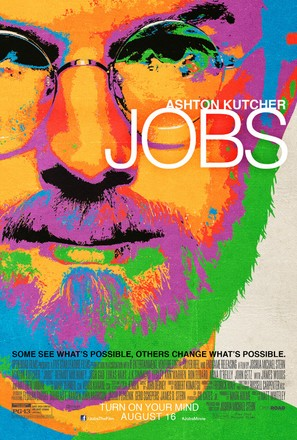 jOBS - Movie Poster (thumbnail)