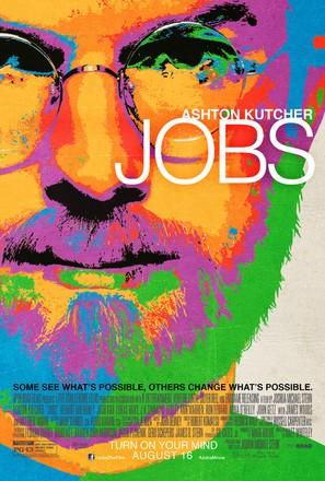 jOBS - Movie Poster (thumbnail)