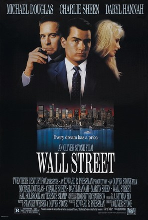 Wall Street - Movie Poster (thumbnail)