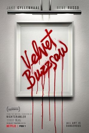 Velvet Buzzsaw - Movie Poster (thumbnail)
