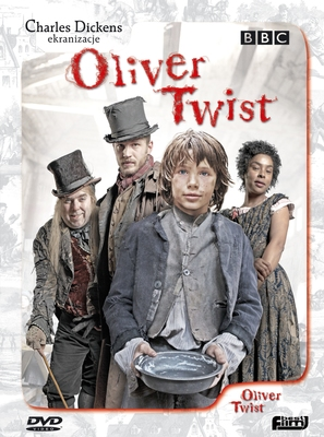 Oliver Twist - Polish Movie Cover (thumbnail)