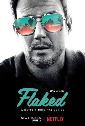 """""""Flaked"""" - Movie Poster (thumbnail)"""