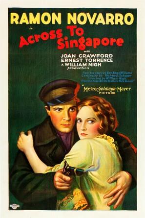 Across to Singapore - Movie Poster (thumbnail)