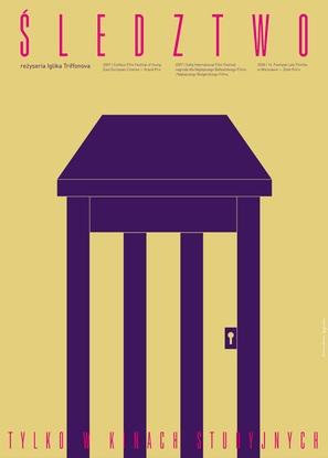 Razsledvane - Polish Movie Poster (thumbnail)